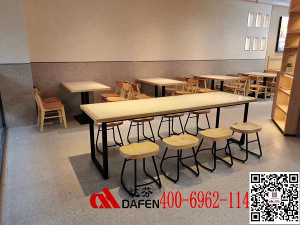 四海一厨自选快餐桌椅,自选快餐餐椅,自选快餐餐桌椅--达芬家具供应.