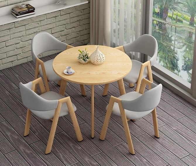 食堂桌椅方案