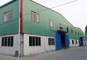 达芬公司厂房