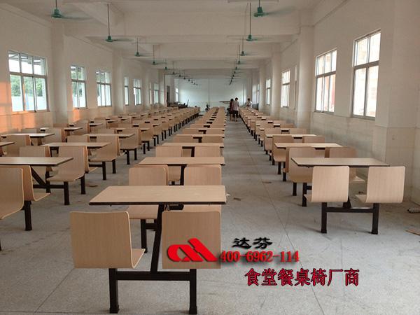 员工食堂餐桌椅'学生食堂桌椅'单位食堂桌椅 配套工程