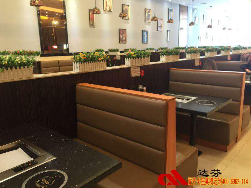 汉釜宫韩式连锁 评价】...你们的桌椅和服务都满意!...