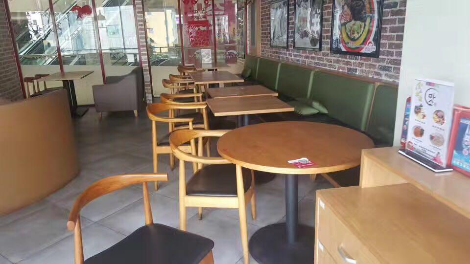 牛扒/牛排西式餐桌椅