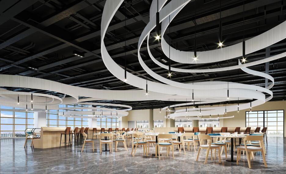 哈尔滨工业大学食堂桌椅定制方案