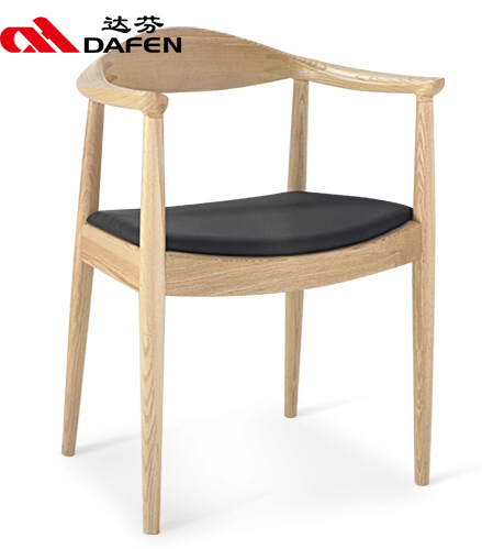 带扶手实木椅(水曲柳)002