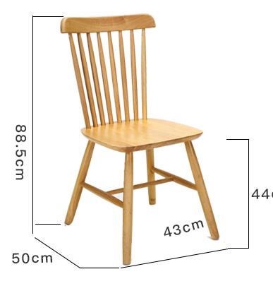 SM-340实木温莎椅
