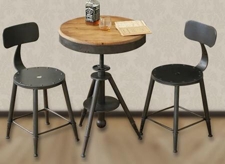 【个性】铁艺椅系列