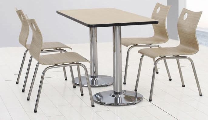 自选快餐桌椅