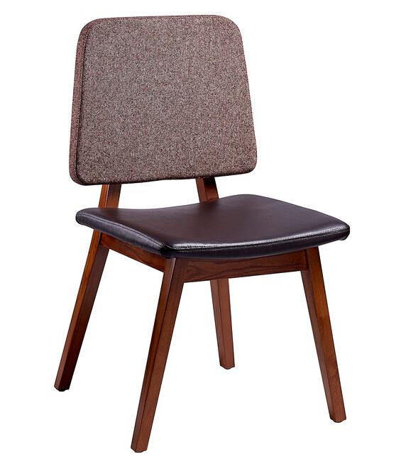 全家来牛排M.OK实木椅子