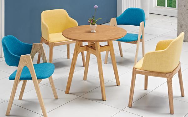 DF017-508实木桌椅