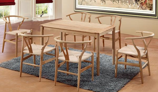 DF017-506实木桌椅