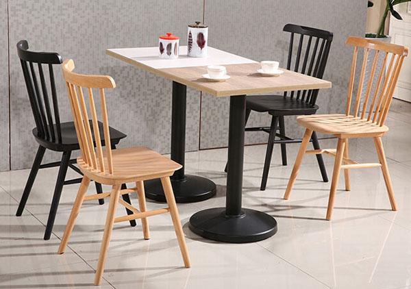 DF017-501 实木桌椅