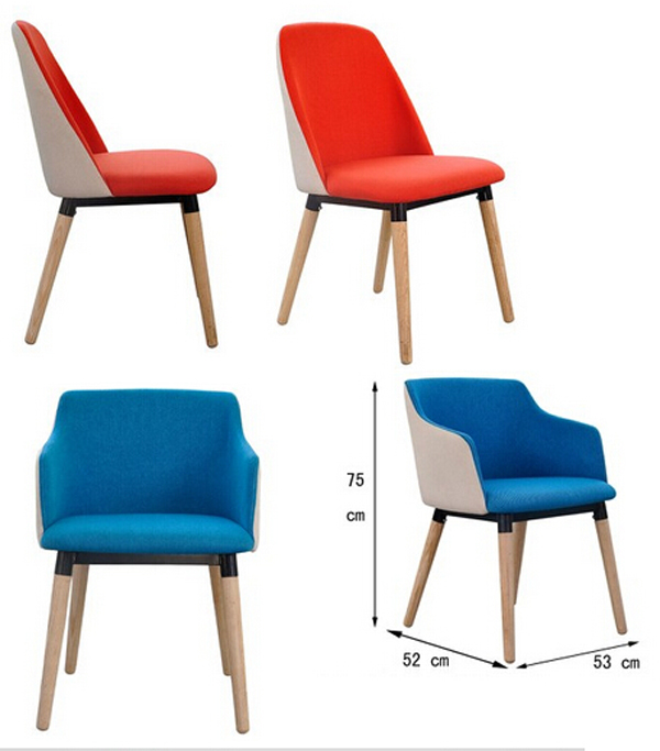DF017-520靠背椅围椅