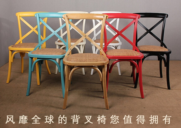 DF017-521叉背椅X背椅