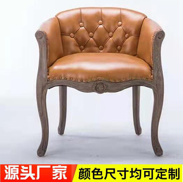 E达芬云北欧餐椅2021-E03