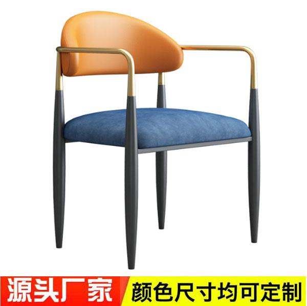 D达芬云轻奢餐椅2021-D03