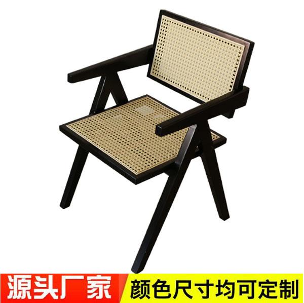 D达芬云编藤餐椅2021-D01