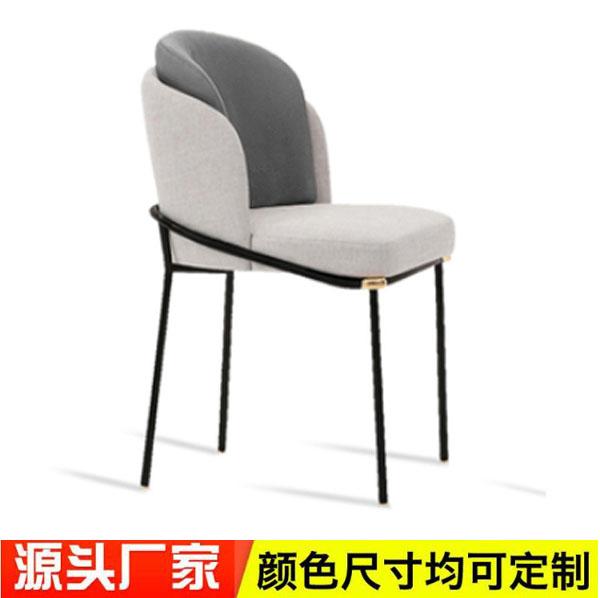C达芬云轻奢西餐椅2021-C03